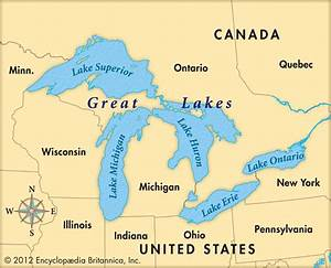 The Great Lakes Landcentral