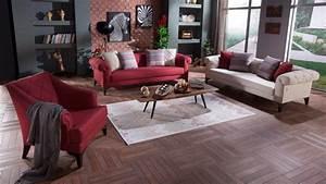 Welche Farben Passen Zu Rot : rote couch im wohnzimmer welche wandfarbe und co passen dazu ~ A.2002-acura-tl-radio.info Haus und Dekorationen