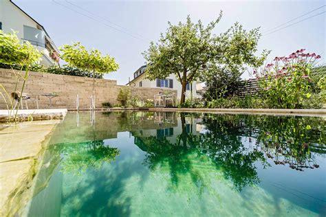 Garten Gestalten Für Faule schwimmbad ohne chlor