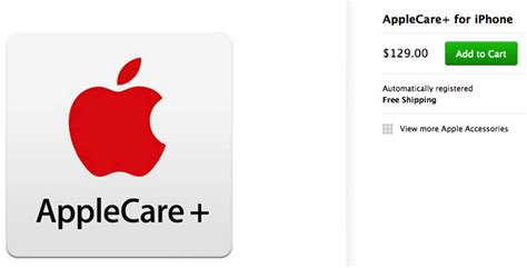Applecare+ For Iphone Sees Price Increase To 9 In