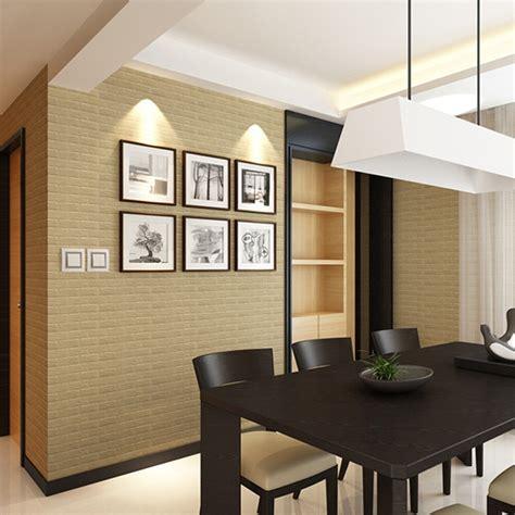 tips percantik dapur  foam wallpaper