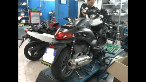 Candela Beverly 500 by Beverly 500 Tuning By Moscatellimoto Roma