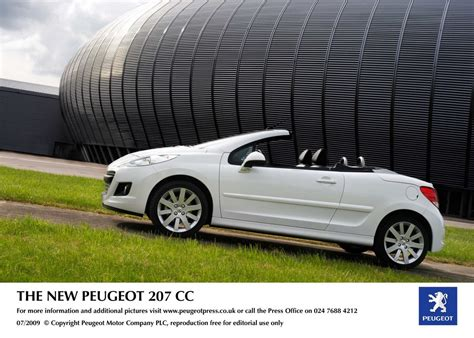 Peugeot 207 Price by 2011 Peugeot 207 Cc Photos Price Reviews