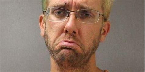 gabriel harris arrested  allegedly fighting cops