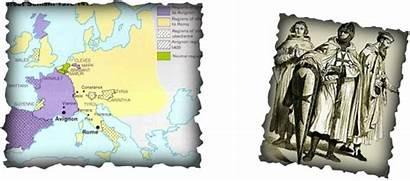 Schism Ages Middle Decline