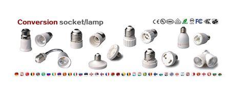 Customized Lamp Holder Cords & Light Socket Adapters