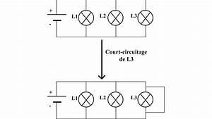 court circuit dans un circuit en derivation cours With circuit court