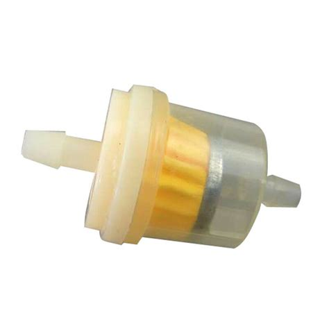 Clear Inline Fuel Filter by Clear Inline Petrol Gas Fuel Filter 6mm 7mm Hose Line