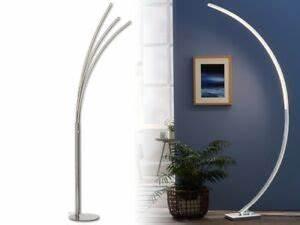 Livarno Lux Led : amazing livarno lux curve led floor lamp 68 energy saving curved design 4047494019596 ebay ~ Watch28wear.com Haus und Dekorationen