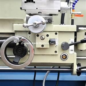 China Conventional Bench Cutting Lathe Machine C0636b