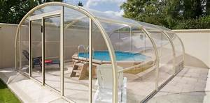 Abri Piscine Haut : abri piscine haut fabricant et installateur d 39 abris ~ Zukunftsfamilie.com Idées de Décoration