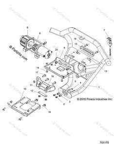 Polaris Side By Side 2019 Oem Parts Diagram For Accessory