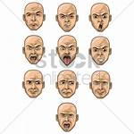 Expression Face Vector Icons Stockunlimited Graphic