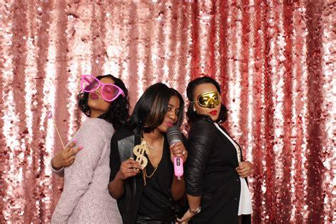 instaglamour photo booth promo event philadelphia photo