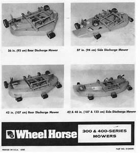 Having Trouble Finding Wheel Horse Belt Numbers