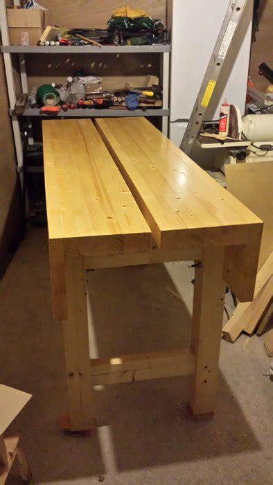 english style workbench build  alistair  lumberjocks