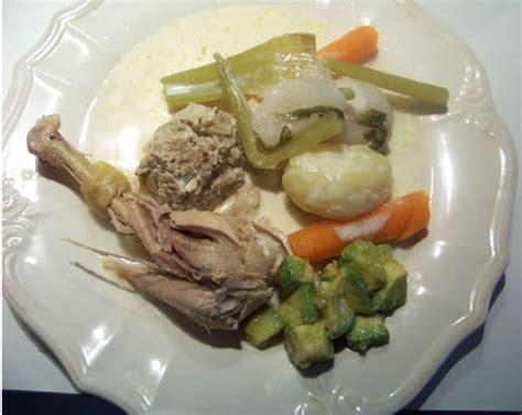 poulet au pot
