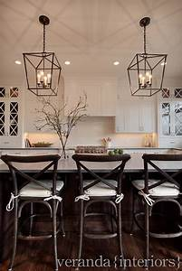 White kitchen cross mullions on glass windows dark floors pendant lighting ikea decora