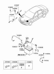 918503k111 - Hyundai Wiring Assembly