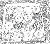 Coloring Donut Donuts Printable Europe Coffee Adult Bestcoloringpagesforkids Worksheet Preschool Cool Rocks Shopkins Eating Whitesbelfast Simpson sketch template