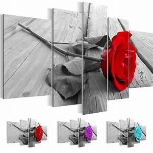 Wandbilder Xxl Mehrteilig : bild kunstdruck prestigeart 2044527a bilder auf vlies leinwand xxl kunstdrucke rose 170 x ~ Markanthonyermac.com Haus und Dekorationen