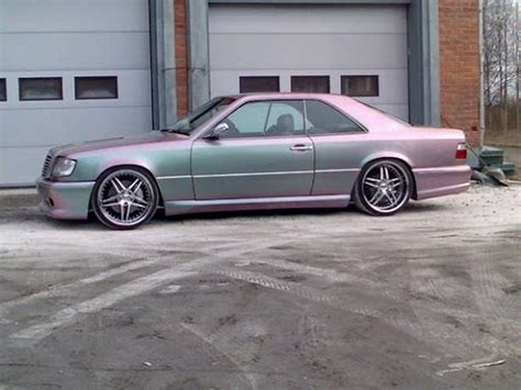 mercedes w124 coupe tuning mercedes w124 coupe