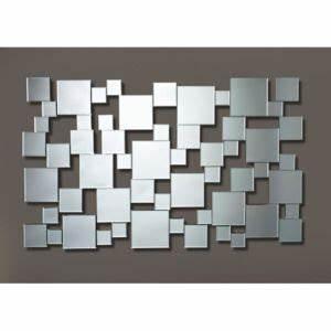 Miroir Rectangulaire Pas Cher : inside 75 gizeh miroir mural design multi carreaux pas cher achat vente miroirs ~ Teatrodelosmanantiales.com Idées de Décoration
