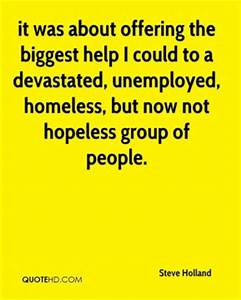 Homeless Quotes - Page 1 | QuoteHD