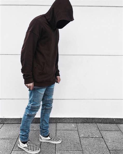 [ PINTEREST @Y.xqn ] | Men style | Pinterest | Vans checkerboard Ootd and Vans
