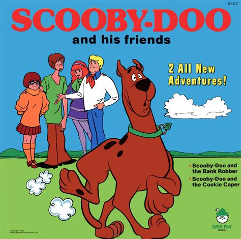 Scooby Doo And His Friends 2 All New Adventures Story