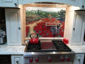 kitchen tile backsplash murals kitchen backsplash tile mural custom tile and tile murals