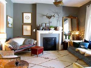 Smartly, Designed, Textures, For, Living, Room