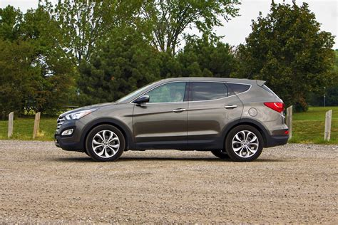 2013 Hyundai Santa Fe Sport Reviews