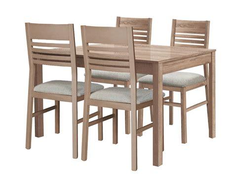 mesa fija comedor roble saloncomedor moderno
