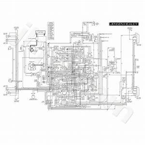 Jensen Healey Wiring Diagram  Jhps