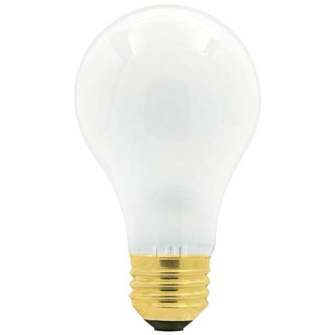 100a19 if 20m 100w 120v bulb a19 medium base e26