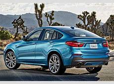 2016 BMW X4 M40i F26 specifications, photo, price