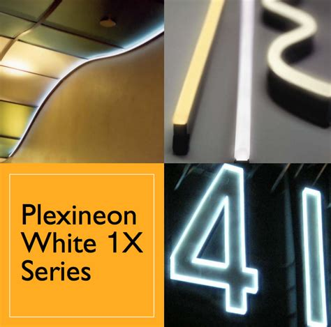 Plexineon White Series Ilight Technologies