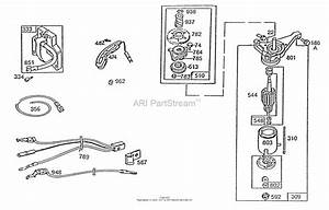 32 Briggs And Stratton Pull Start Assembly Diagram