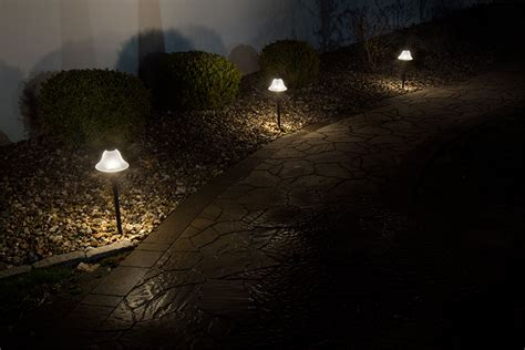 led path lights durable decorative landscape lighting