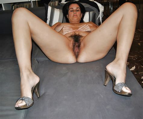 Paola Sexy Italian Milf With Huge Tits And Hairy Pussy