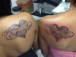 Me and my mom got matching tattoos! Never ending mother ...