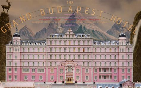 The Grand Budapest Hotel wallpaper - (1680x1050