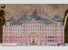 The Grand Budapest Hotel wallpaper 1680x1050