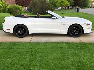 6th gen white 2019 Ford Mustang GT convertible manual For Sale - MustangCarPlace