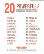 20 Powerful Words To Use In A Resume Word You Can Use This Following Sous Chef Cover Letter Template Which Letter Cover Pics Examples Of Resume Letters For Cover Letter Examples Resume Work And More Action Verbs Resume Cover Letters Action Letters