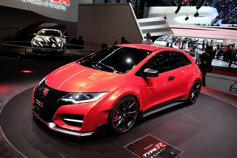 Honda Civic Type R Picture by 2014 Honda Civic Type R Concept Picture 544712 Car