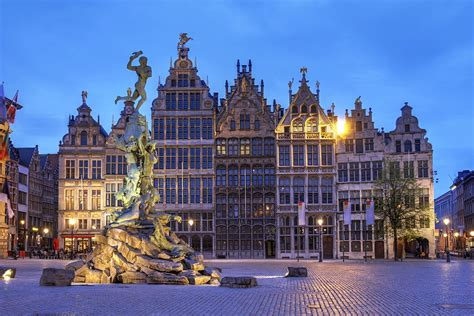 Antwerp travel - Lonely Planet