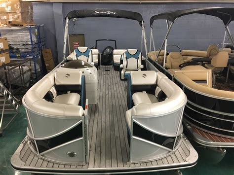 South Bay Pontoon Prices by New 2017 24 2 South Bay 500 Series Pontoon Boat
