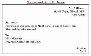 Difference Between Cheque and Bill of Exchange (with Similarities and parison Chart)  Key